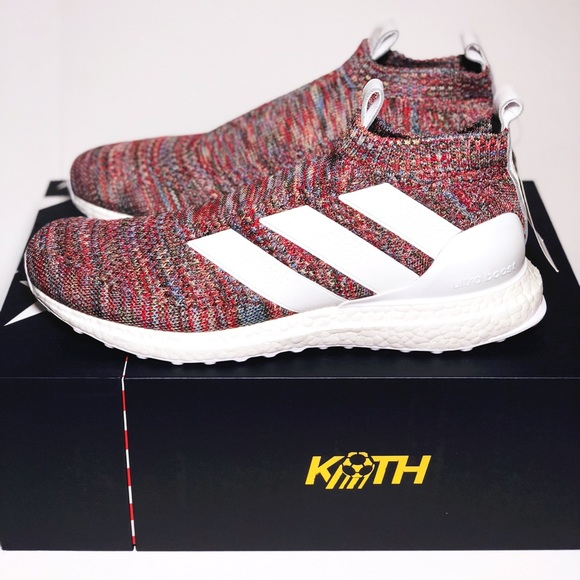 new style bbe60 6ce1a Kith x Adidas A16+ UltraBoost Slip-On 🔥
